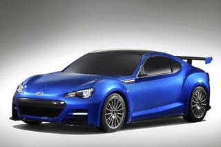 Subaru BRZ STI Isn't Happening Right Now, Says Report