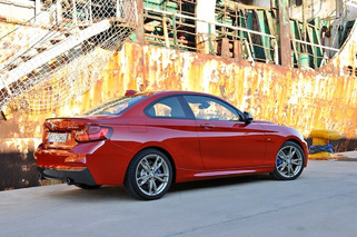 BMW 2 Series Coupe: Upping the Ante for Luxury Sports Coupes