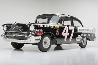 "This ""Black Widow"" Chevrolet Spins an Interesting NASCAR Tale"