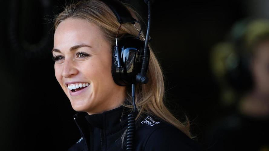 Carmen Jorda backs all-female F1 proposal