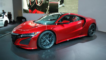 Production Honda NSX lands in Geneva with turbo V6 and electric motors
