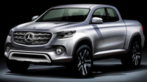 Mercedes pickup could be offered in the U.S.