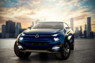 Fiat's FCC4 Concept is Lovably Weird