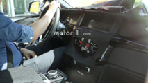 2018 Rolls-Royce Phantom interior photos reveal a digital dash