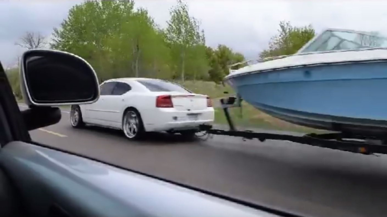 Cummins-powered Dodge Charger