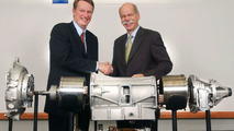 GM and DaimlerChrysler join forces to develop hybrid propulsion system