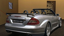 Mercedes-Benz CLK DTM AMG Cabriolet Revealed