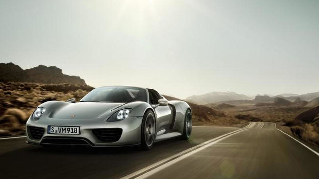porsche 918 spyder configurator launched. Black Bedroom Furniture Sets. Home Design Ideas