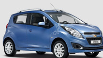 2014 Chevrolet Spark Bubble Edition 07.8.2013