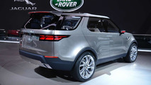 Land Rover Discovery Vision Concept at 2014 New York Auto Show