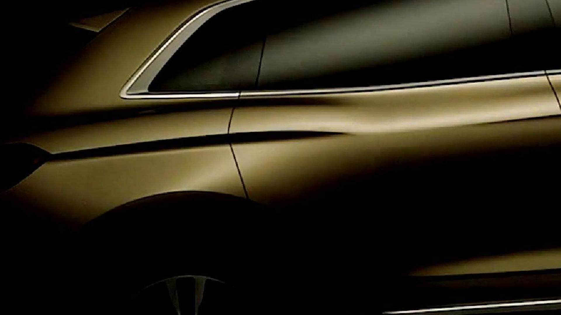 Lincoln teases a mysterious new concept, could preview the next MKX