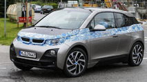 BMW i3 returns in more spy shots