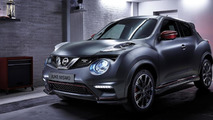 Nissan Juke Nismo RS facelift comes to Geneva with extra 18 HP and 30 Nm