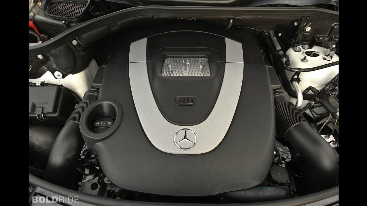 Mercedes-Benz ML550