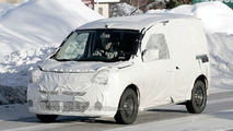 SPY PHOTOS: New Renault Kangoo
