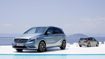 Mercedes sells their one millionth B-Class