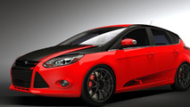 2012 Ford Focus by Steeda - 21.10.2011