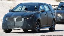 SPY PHOTOS: Toyota's New World Car