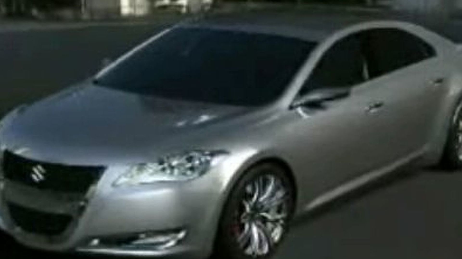 Suzuki Kizashi 3 Concept Animated Video
