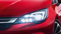 Opel Astra K officially unveiled with up to 200 kg weight loss (22 pics)