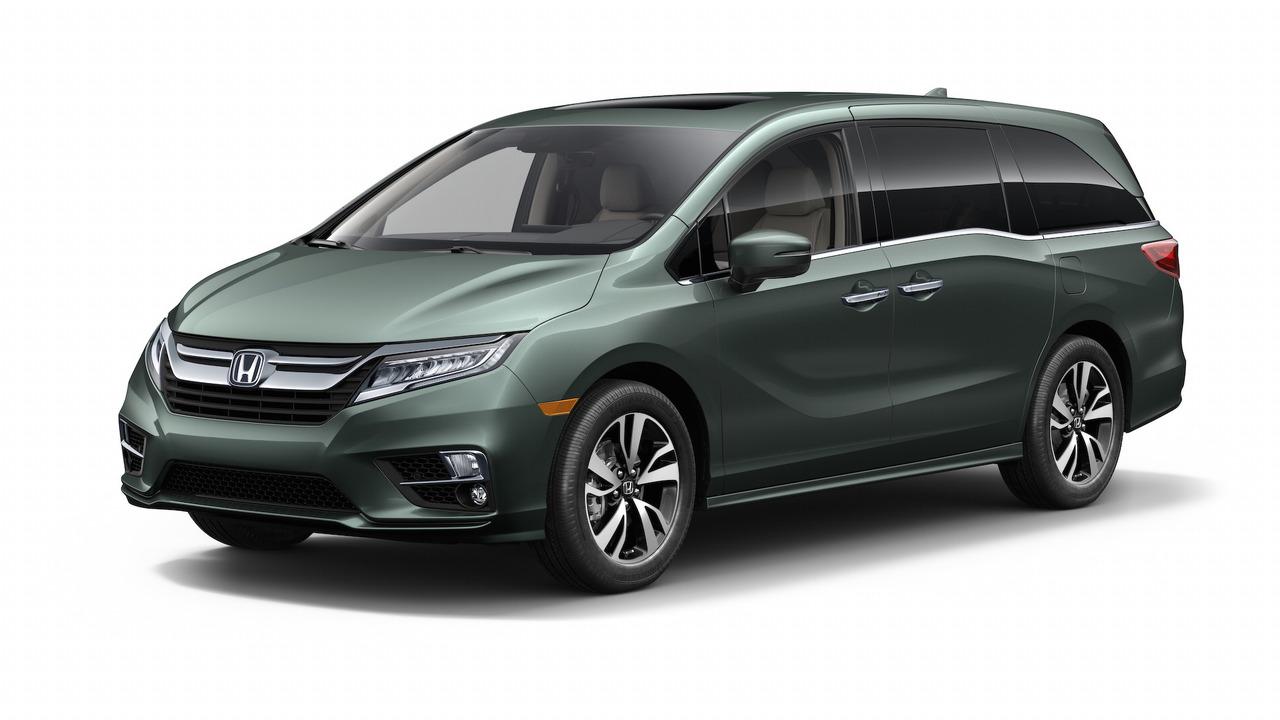 Vwvortex Com 2018 Honda Odyssey Revealed Raising The Stakes