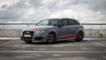MTM takes Audi RS3 beyond 500 hp