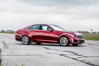Hennessey Cranks the 2016 Cadillac CTS-V Up to 1,000 HP