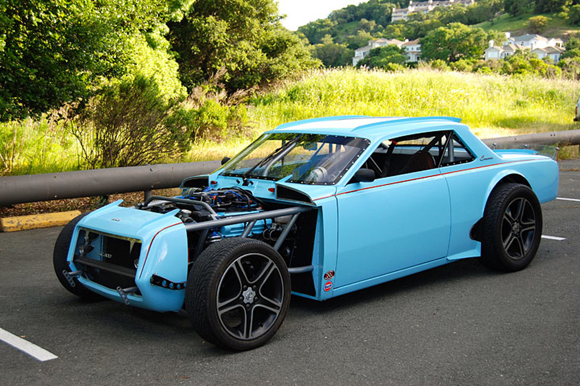 This is Officially the World's Wildest Lexus Hot Rod