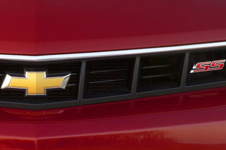 Chevrolet Teases Updated 2014 Camaro