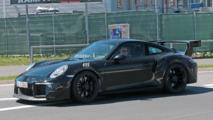 Porsche 911 GT2 RS Spy Photos
