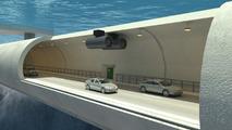 Des tunnels sous-marin pourraient voir le jour !