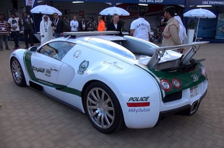 Dubai Police Adds Bugatti Veyron To Their Lineup of Exotic Patrol Cars [w/video]
