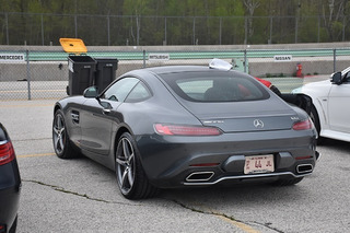 The Mercedes-AMG GT is a Symphony of Destruction: First Drive