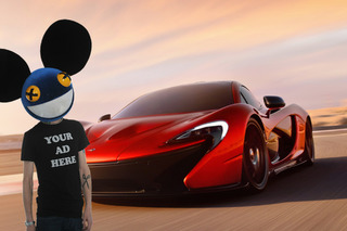 Deadmau5 Bought a McLaren P1 Because Forget Ferrari