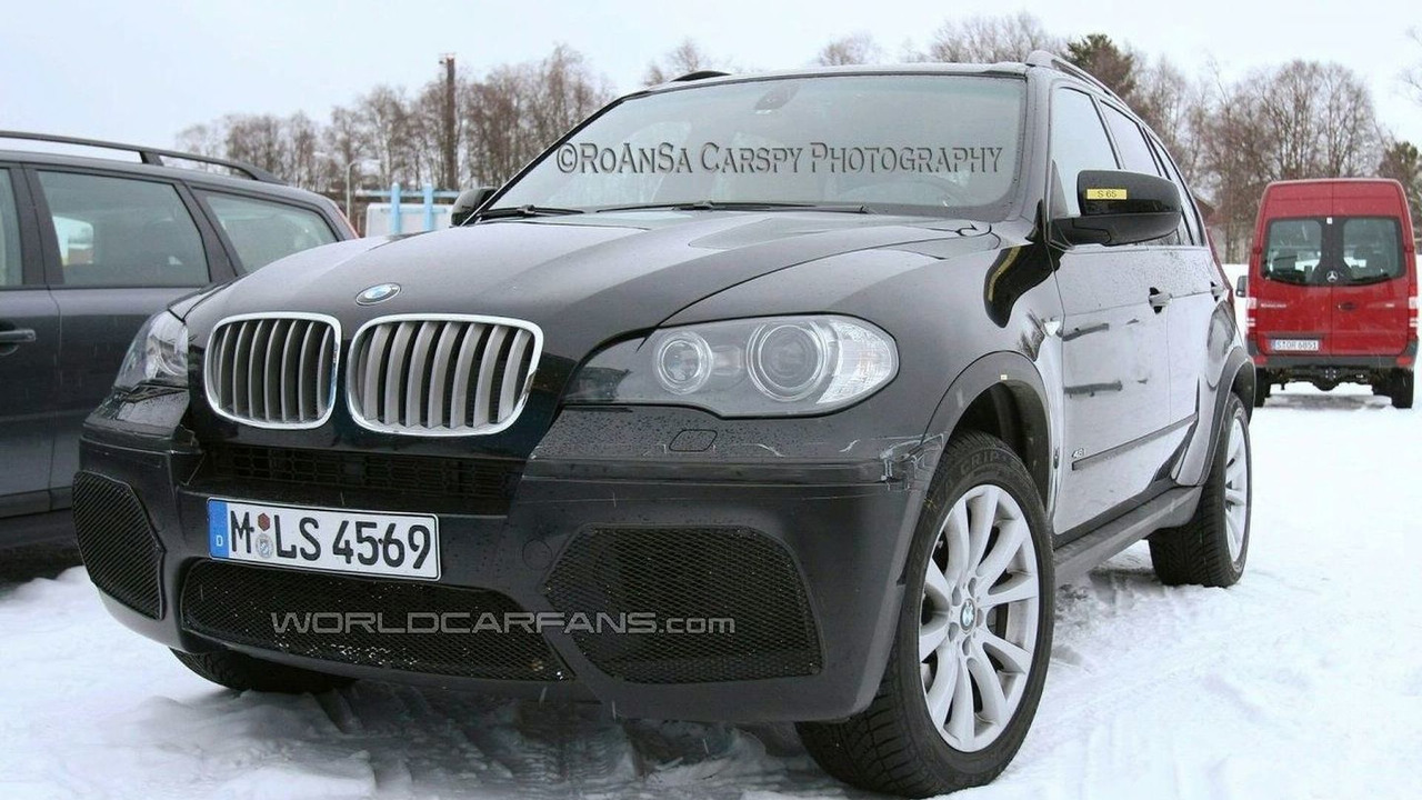 BMW X5 xDrive50i?