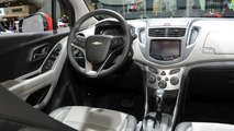 2013 Chevrolet Trax live in Paris 27.09.2012