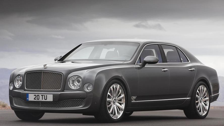 Bentley Mulsanne Speed comes into focus