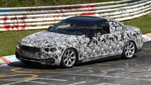 BMW 4-series Cabriolet spied on Nurburgring [video]
