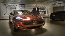Henrik Fisker considering a new car company