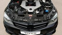 Mercedes C63 AMG by HMS-tuning, 800, 08.05.2012