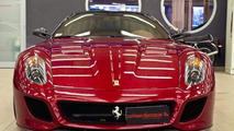 Romeo Ferraris tunes the Ferrari 599 GTO