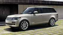 2013 Range Rover officially revealed [video]