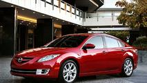 US-Spec 2009 Mazda6 Revealed
