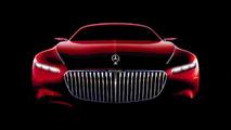 Vision Mercedes-Maybach 6 teaser