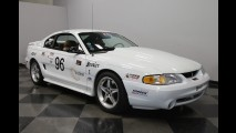 This eBay-Find 1995 Ford Mustang SVT Cobra Prototype is Rarer Than Rare