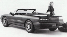 1987 Lincoln by Vignale concept