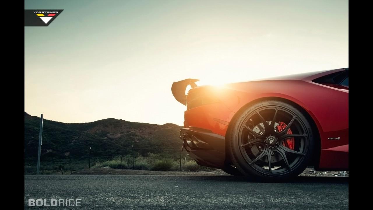 Vorsteiner Lamborghini Huracan Verona Edizione