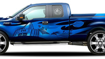 A.R.E. Accessories Ford F-150 for SEMA