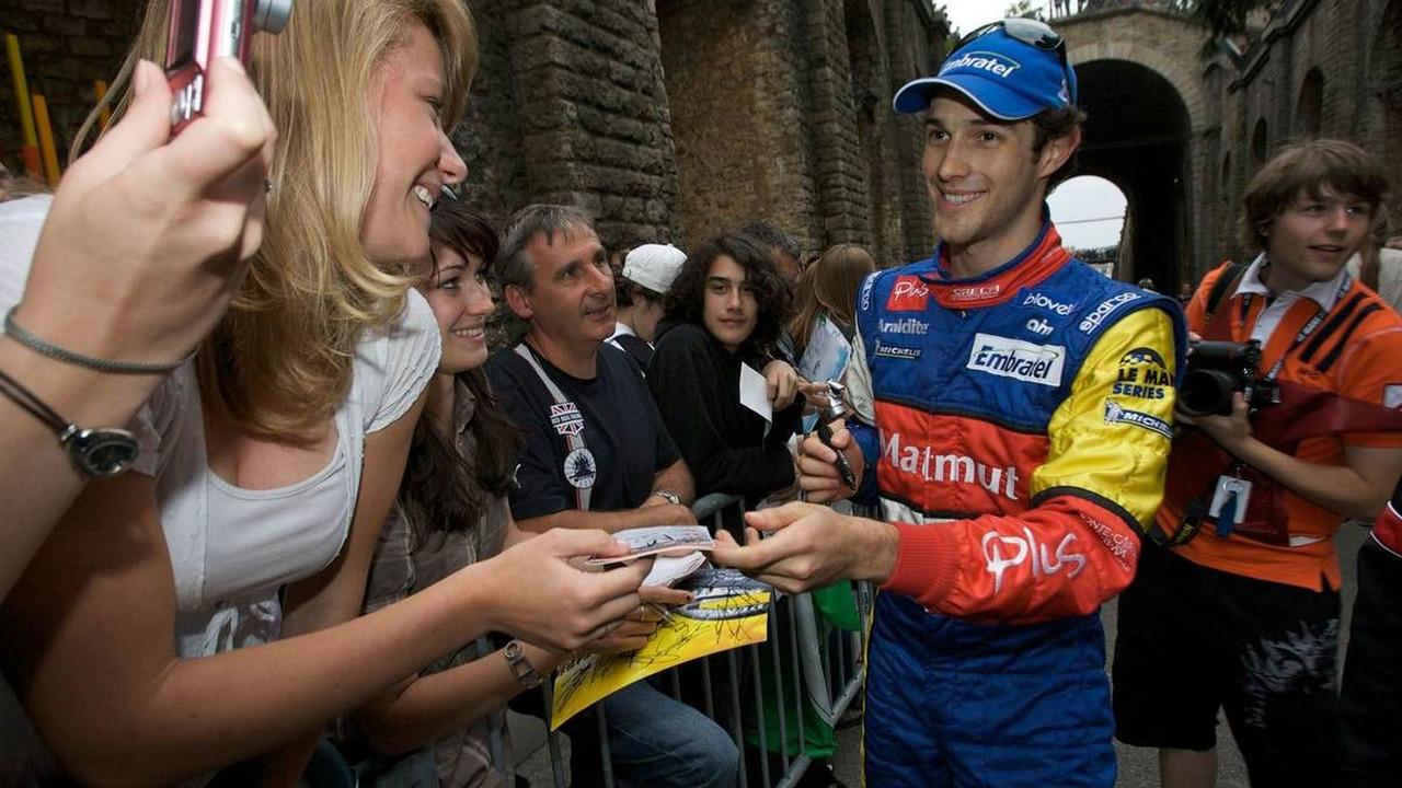 Bruno Senna, 24 Hour of Le Mans 2009, Driver Parade 12.06.2009