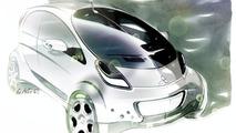 Mitsubishi to Show Prototype i MiEV Concept at Geneva